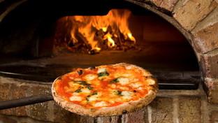 Pizza: agli italiani piace tonda