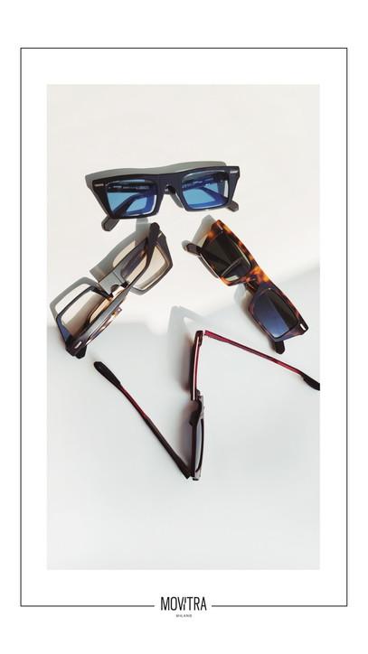 Movitra. L'occhiale in perfetto equilibrio tra estetica e funzionalità