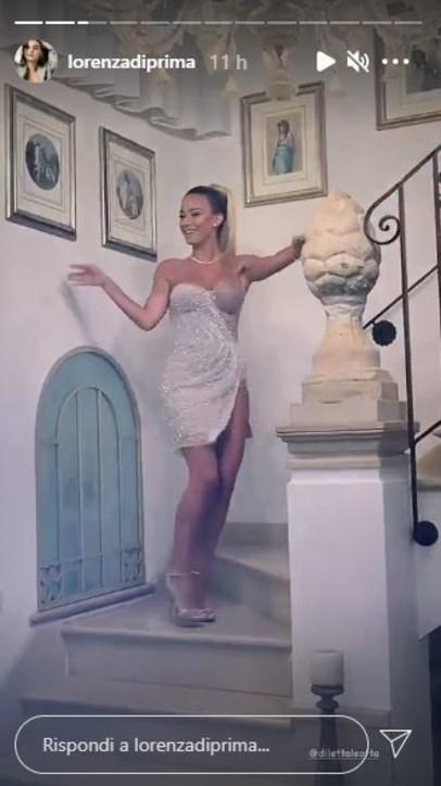 Diletta Leotta a Ibiza, vacanza selvaggia con le amiche