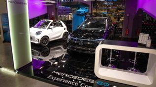 Alla scoperta di Mercedes e smart elettriche