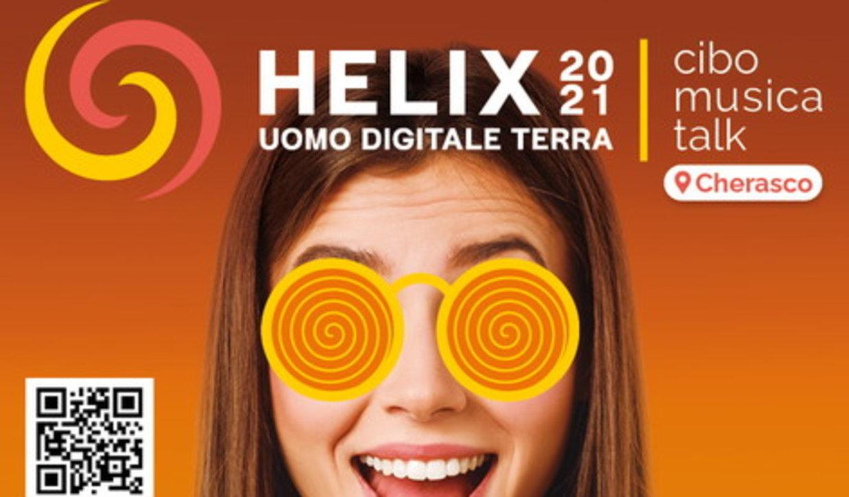 Helix, un weekend elicoidale