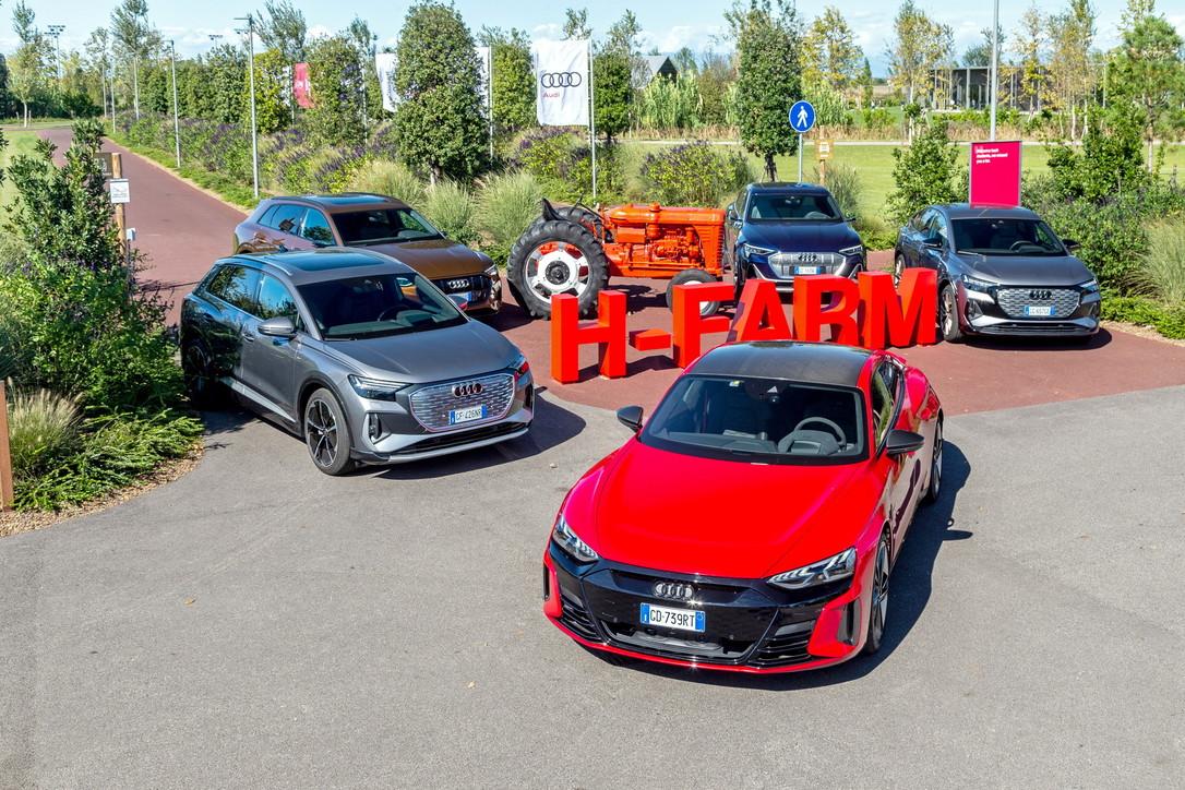 Audi e-tron, la gamma BEV sempre più articolata