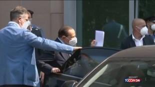 """Berlusconi: """"Avanti col green pass o vaccino obbligatorio"""""""