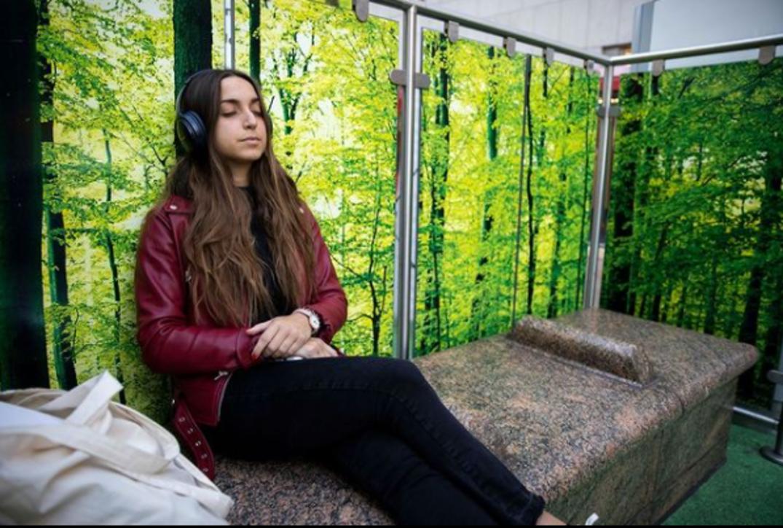 Londra, arriva il treno sul quale è possibile fare meditazione