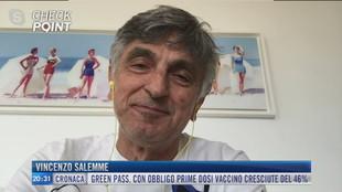 Vincenzo Salemme ospite di Checkpoint