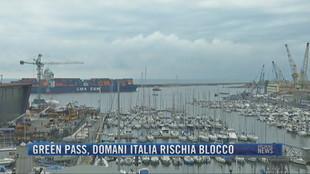 Breaking News delle 21.30 | Green pass, domani Italia rischia blocco