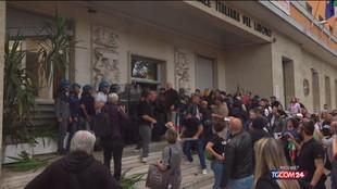 Blitz alla Cgil, Fiore e Castellino restano in carcere