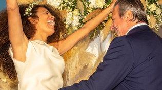 Afef Jnifen si è sposata: nozze in Costa Azzurra con Alessandro del Bono