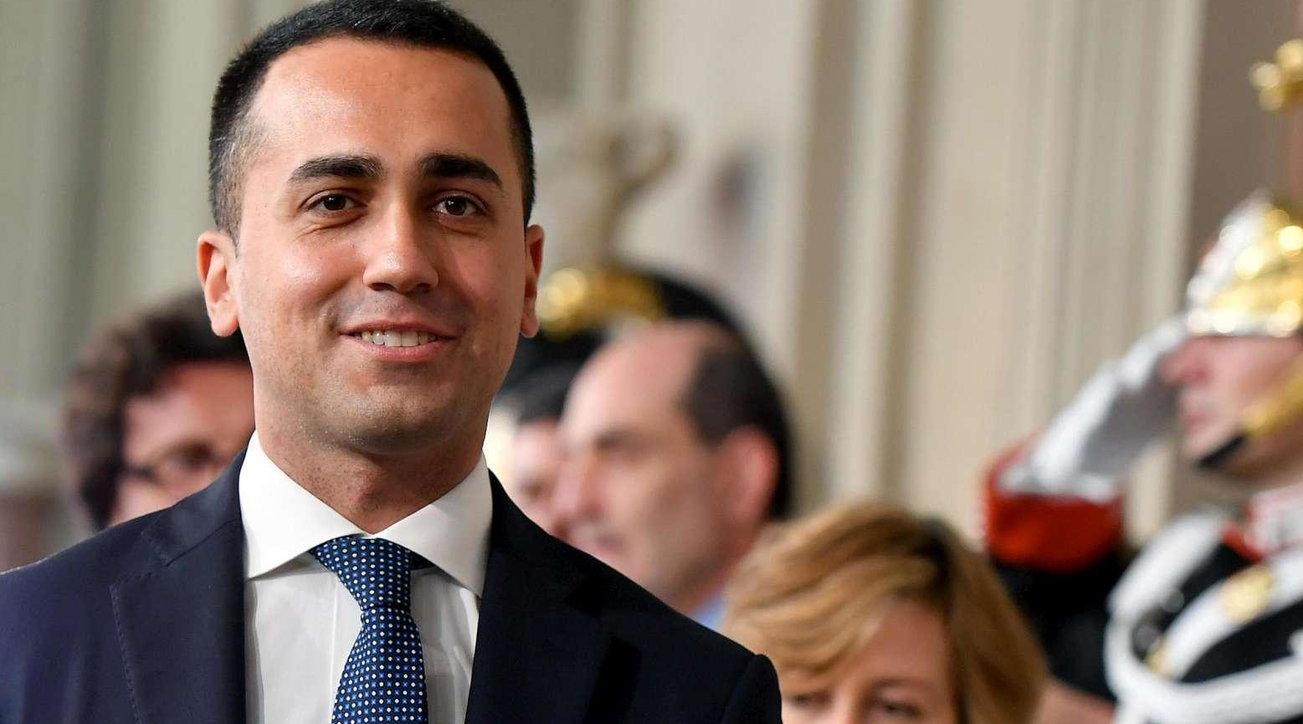 """Di Maio: """"L'export italiano continua a correre, siamo orgogliosi"""""""