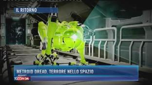 Metroid Dread, terrore nello spazio
