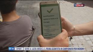 Breaking News delle 09.00 | Quasi 900mila nuovi green pass