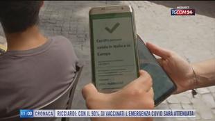 Breaking News delle 11.00 | Quasi 900mila nuovi green pass