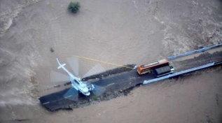 Piogge torrenziali in India: almeno 8 morti e 12 dispersi in Kerala