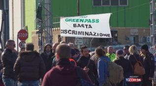 """Portuali di Trieste, i No Green pass: """"Avanti a oltranza"""""""