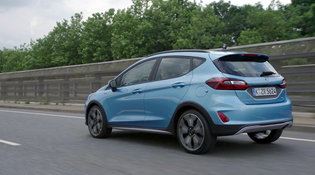 Nuova Ford Fiesta Active X