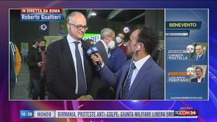 """Roma, Gualtierin a Tgcom24: """"Sarà una grande responsabilità"""""""