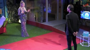 """""""GF Vip"""", Aldo Montano incontra la moglie Olga: """"Tu campione della scherma, ma anche della vita"""""""