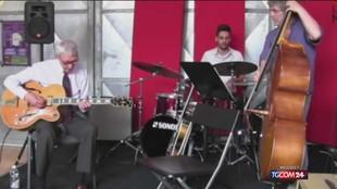 """E' morto a 95 anni Franco Cerri, il jazzista... """"in ammollo"""""""