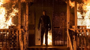 """Halloween Kills"", le immagini del film"