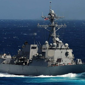 Usa: hackerata la pagina social di una nave da guerra per trasmettere in diretta un videogioco