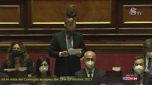 Vaccini, Draghi: Italia più veloce della Ue