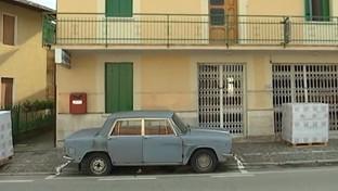 Conegliano, dopo 47 anni spostata la Lancia Fulvia: sarà restaurata