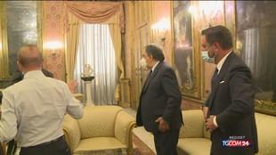 Palermo, indagato il sindaco Orlando