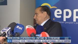 Breaking News delle 16.00 | Berlusconi: centrodestra lontano da estremismi