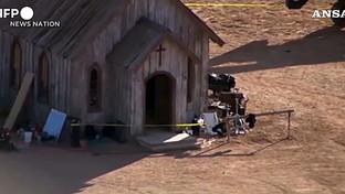 """Dramma sul set di """"Rust"""", Alec Baldwinspara e uccide la direttrice della fotografia"""