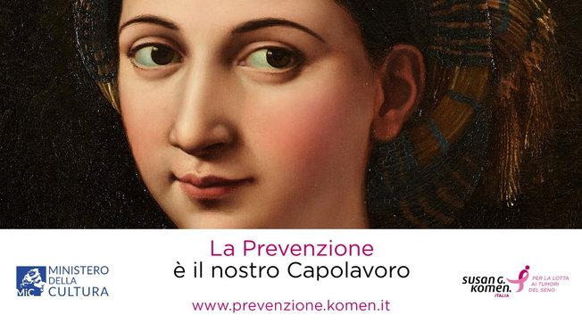 Tumore al seno, la campagna di Komen Italia per il mese della prevenzione