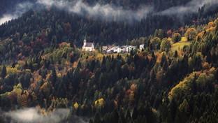 Autunno tutto da godere nel cuore verde del Trentino