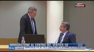 Breaking News delle 16.00   Immigrazione al centro del vertice Ue