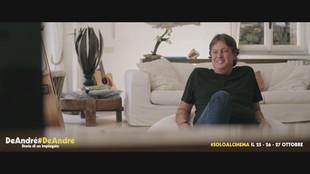 "Arriva il docufilm ""DeAndré#DeAndré - Storia di un impiegato"""