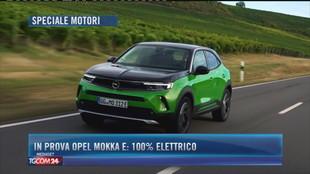 In prova Opel Mokka e