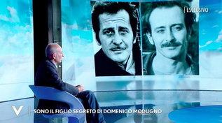 """Il figlio segreto di Domenico Modugno: """"Lo sapevano tutti tranne me"""""""