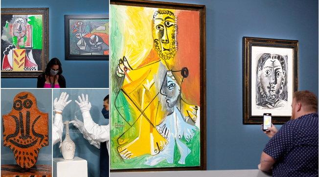 I Picasso all'asta a Las Vegas