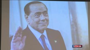 """Berlusconi: """"Il centro non è equidistante, sta con il centrodestra di governo"""""""