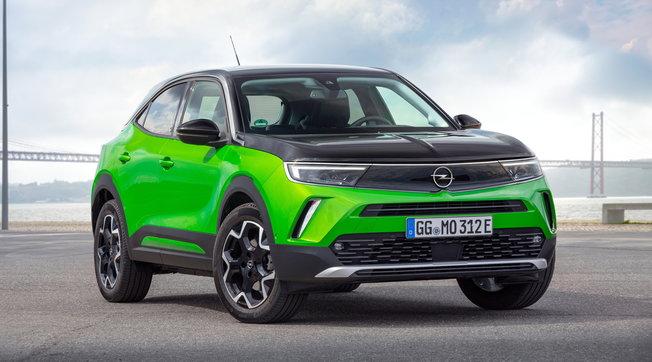 La nostra prova di Opel Mokka e