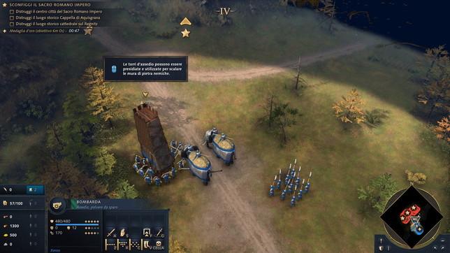Age of Empires IV, le immagini dello strategico di Relic Entertainment