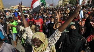 Golpe in Sudan,feriti in scontri tra manifestanti e forze sicurezza