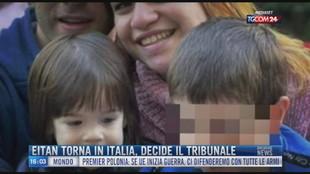 Breaking News delle 16.00 | Eitan torna in Italia, decide il tribunale