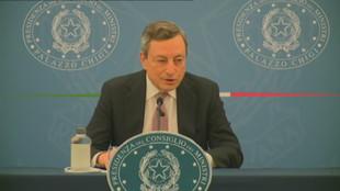Breaking News delle 21.30 | Manovra, Draghi convoca i sindacati
