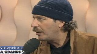 """Quella volta che Alberto Castagna raccontò il dietro le quinte di """"Stranamore"""""""