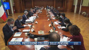 Breaking News delle 09.00 | Manovra, proseguono colloqui sulle pensioni