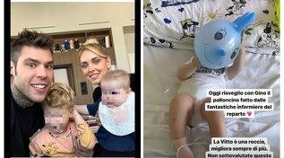 """Fedez e il virus di Vittoria: """"Se avete bimbi piccoli, fate attenzione"""""""