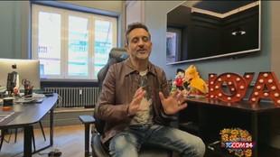 """Giorgio Vanni: """"Vi presento il nuovo show 'La iena e il drago'"""""""