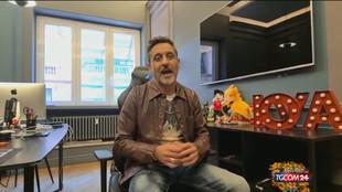 """Giorgio Vanni: """"Ecco le sigle che vi faranno sognare"""""""
