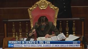 Breaking News delle 18.00 | Fermato in Senato il Ddl Zan