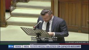Breaking News delle 09.00 | Fermato in Senato il Ddl Zan