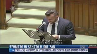 Breaking News delle 11.00 | Fermato in Senato il Ddl Zan